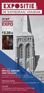 FLYER_expositie_De kathedraal van Baak.indd